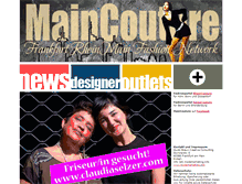 Tablet Preview of maincouture.de